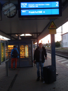 Bahnhof Gotha